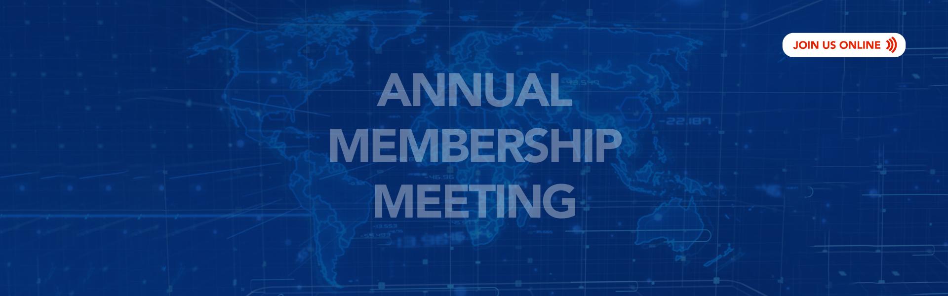 2021 IIF Annual Membership Meeting